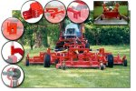Flex  - Model 25-80 Hp  - Pull Type Gang Mowers