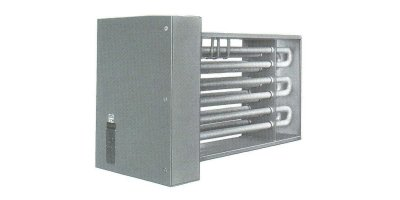 Model HX-166N-401-201U, 250°F  - Finned Tubular Heaters