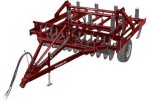 Knowles - Model 579-5, 579-7 and 579-9 - Coulter Chisel Plow