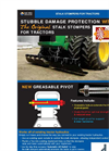 Stalk Stompers for Tractors Catalog