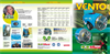 V€NTO Line - 3 Point Hitch Air Sprayer Brochure