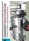TIFON Car Line - Model Pulled Series - Trailed Air Sprayer- Brochure