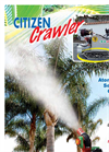Crawler - Self Propelled Sprayer- Brochure