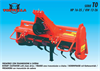Rotary Tillers - T0 Brochure