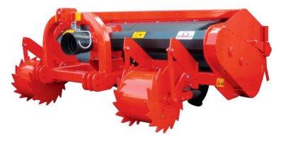 Tortella - Model RV - Rotary Ploughs