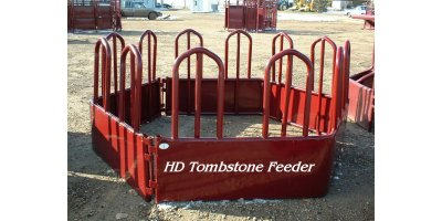 Model 3010 - Heavy Duty Three Piece Tombstone