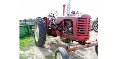 Massey Harris - Model 44 - Tractor