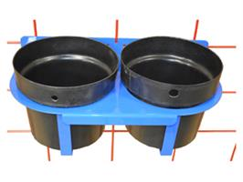 VH MFG - Model CPHA - Calf Pail Hanger Assembly