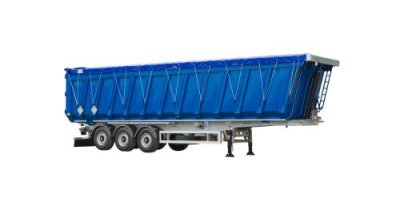 Tipping Semi Trailer