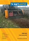 Model FPR-15/25 - Rock Cutter Brochure