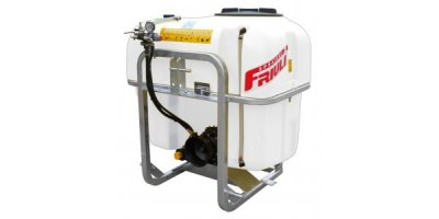 Friuli - Model GPD 400-GPD 800 - Weeding Carried Mounted Mist-Sprayers