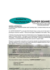 SUPER SEAWEED - Soil Conditioner Brochure