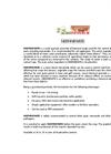 NEEMNEMATE - Granulars Brochure