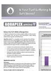 AquaPlex Amino - Brochure