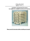 ALQ60IL & ALQ960IL - Commercial UV Sterilizers - Instructions Manual