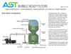Bubble Bead Filters - Brochure