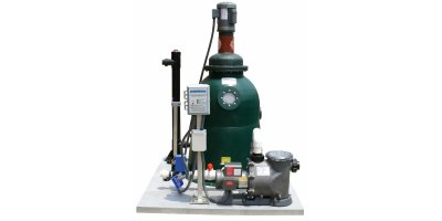 AST - Propeller Bead Filter Skid System