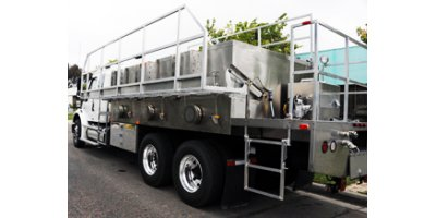 Aquaneering - Stainless Steel Fish Transport Tanks