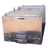 Aquaneering - Aluminum Fish Transport Tanks