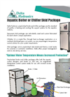 Model DHCXP - Preplumbed and Skid Packaged Chiller and Heat Transfer Systems Brochure