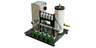 Model DPHE-A102-9 - Plate Heat Exchangers