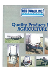 Red Ewald - Agriculture Brochure