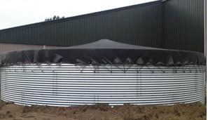 Water Silo`s and Polyester Storage/Tanks