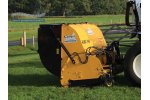 Omarv - Model ALBA Range - Flail Mower / Collectors