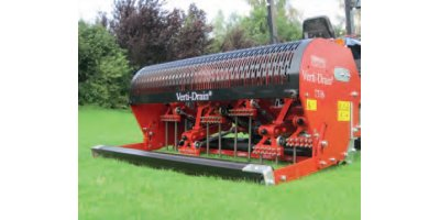 Verti-Drain - Model 7316 - Pedestrian Carrier