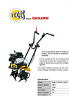Light Weight Cultivator HOBBY 300B- Brochure