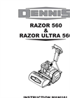 Razor Ultra - 560 - Mower Brochure