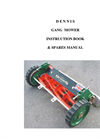 Gang Mowers Brochure