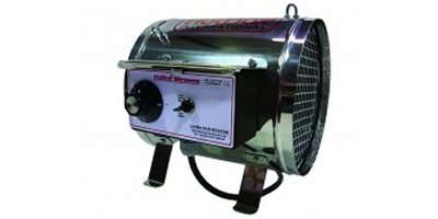 Hotbox Sirocco - Greenhouse Heater