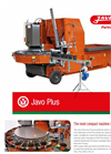 Javo Plus - Round Track Potting Machine Brochure