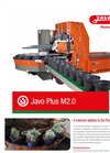 Javo - Model Plus M2.0 - Potting Machines Brochure