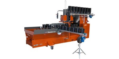 Javo Standard - Model 2.0 - Fully Optimized Potting Machines