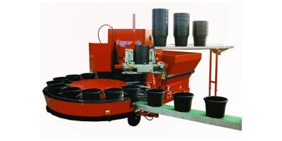 Javo Plus - Model X - Potting Machines