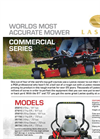 Lastec - Model 2773C/3573C/3873C - 73 - Cut Articulating Mower Zero Turn Mower Brochure