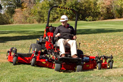 Lastec  - Model 4520 - Zero Turn Mowers