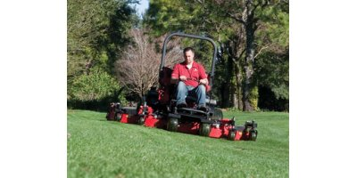 Lastec - Model 3300 - Zero Turn Mower