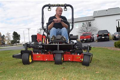 Lastec - Model 2561D - 61 - Cut Articulating Zero Turn Mowers
