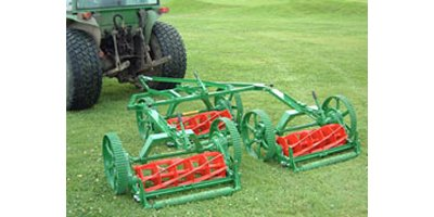 Lloyds - Leda Trio Gang Mowers