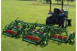 Lloyds - Leda Quintuple Gang Mowers