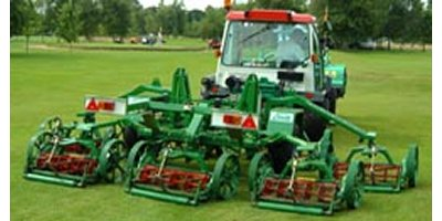 Lloyds - Leda Five and Seven Mower Trailer