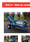 Pull in - Roll up Conveyor Brochure