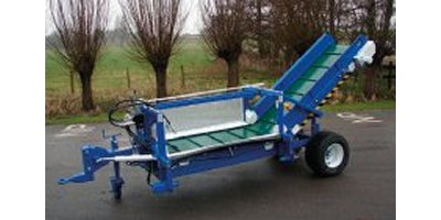 Pull in - Roll up Conveyor