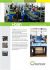 Model I-BAN - Work Benches Brochure