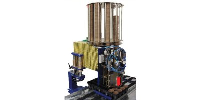 Model I-BICK - Bio Pots De-Stacker