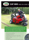 Ride-On Core Collector- Brochure