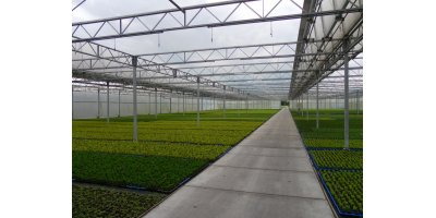 Truss  - Model 9.60 - Cabrio Max Air Greenhouse